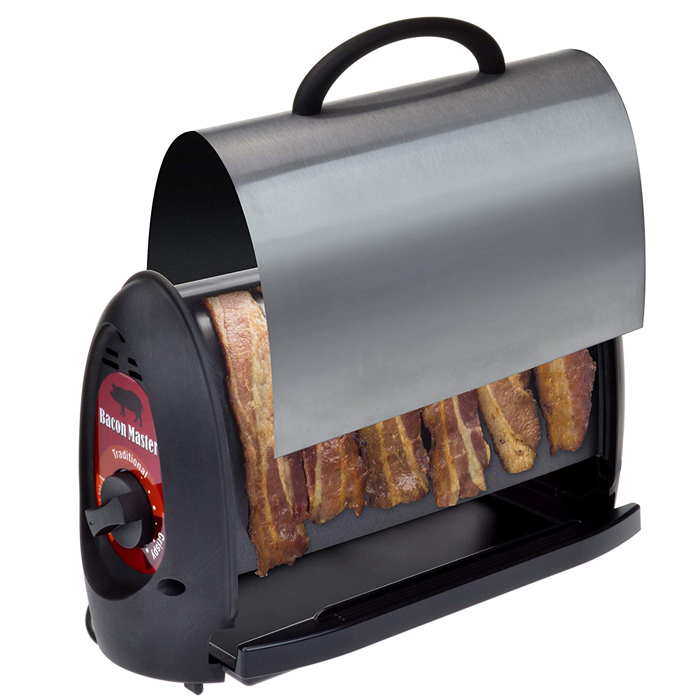 automatic bacon cooker
