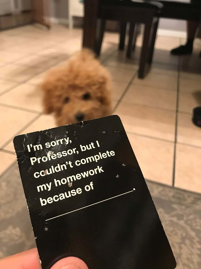 cards against humanity ironic moments