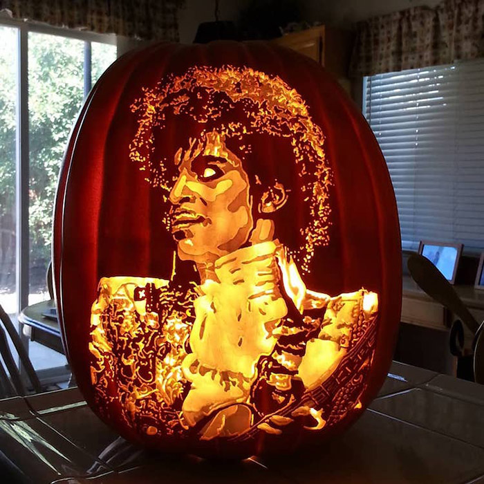 cool pumpkin carving michael jackson