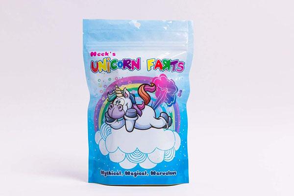 cotton candy unicorn farts