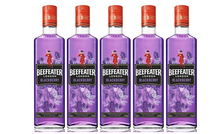 cursed blackberry gin beefeater