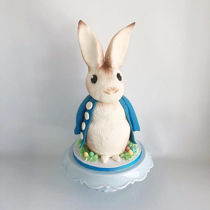 darci amazing cakes cute bunny