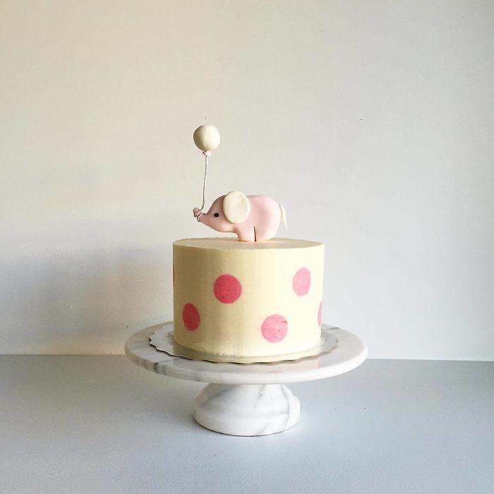 darci amazing cakes piggy balloon