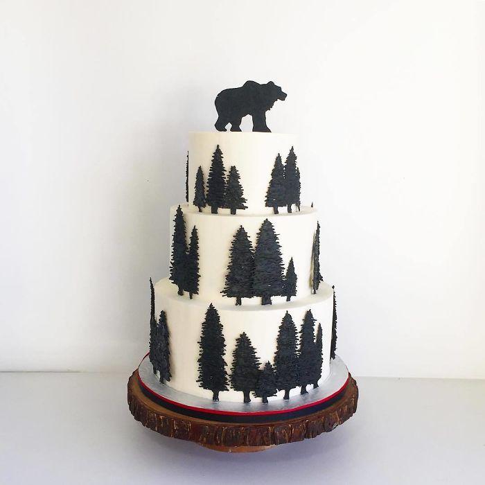 darci amazing cakes wildlife