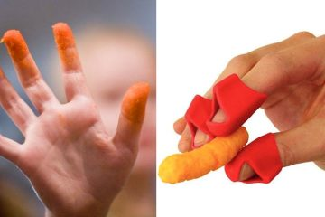 food finger guards