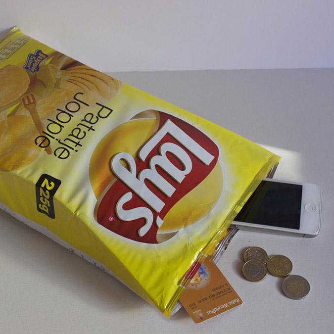 lays bag
