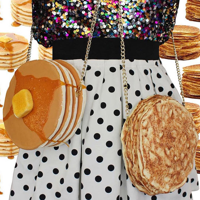 pancake bag