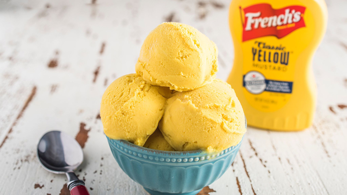 frenchs coolhaus mustard ice cream