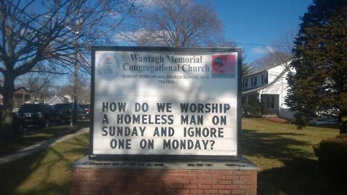 funny church signs ron garner