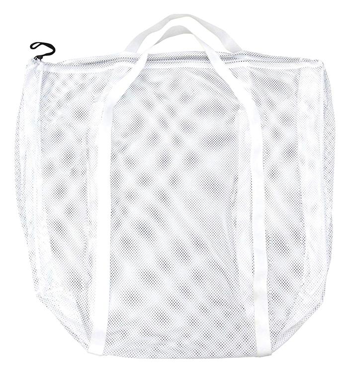 giant inflatable unicorn mesh bag included