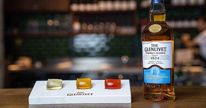 glenlivet scotch whisky capsules