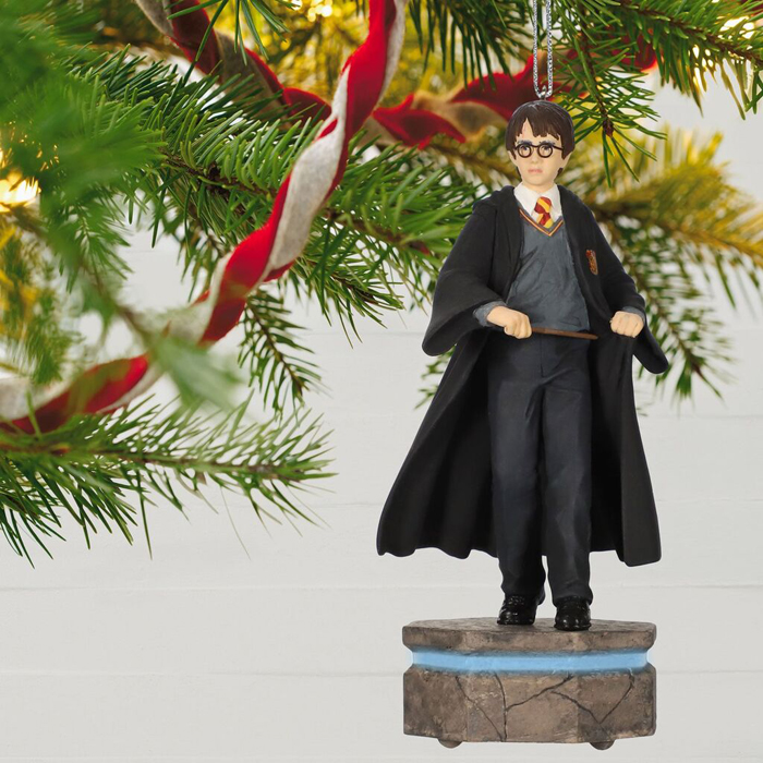 harry potter collection ornaments hanging decor