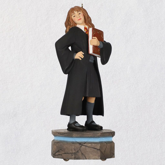 harry potter collection ornaments hermione granger