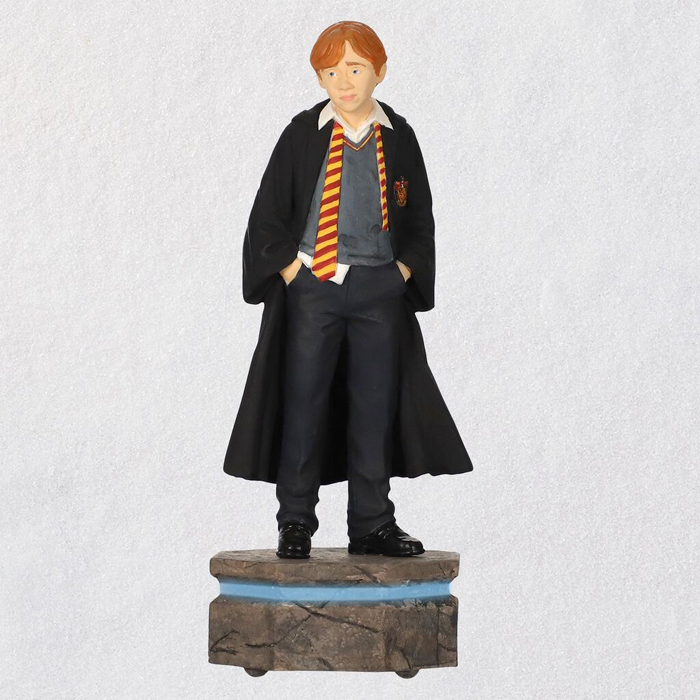 harry potter collection ornaments ron weasley