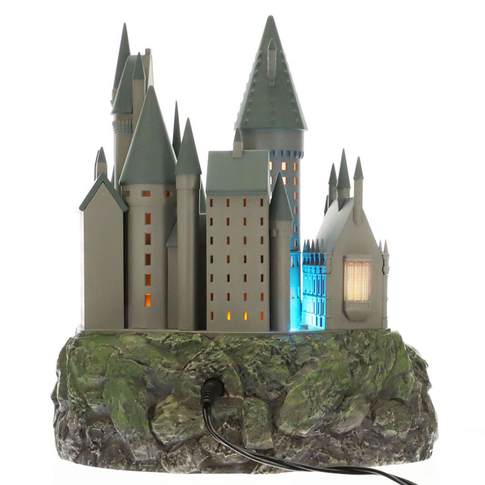 harry potter hogwarts tree topper back