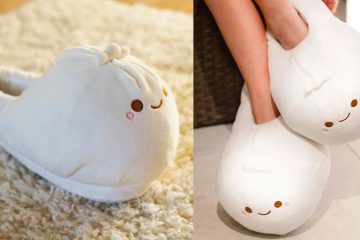heated dumpling slippers