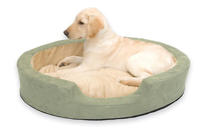 heated pet bed for dogs and cats