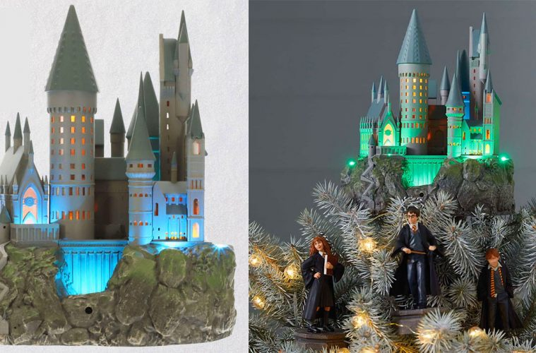hogwarts tree topper