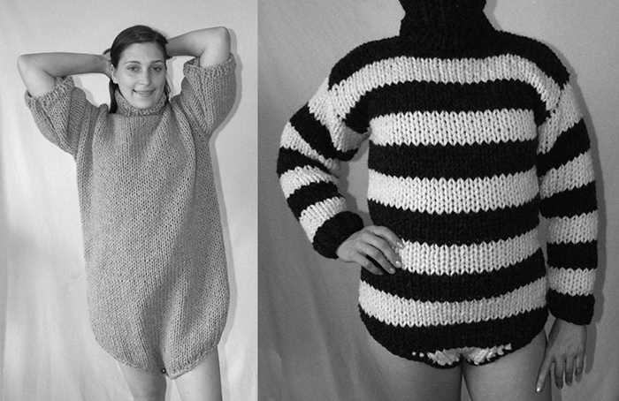 knitted adult sweaters