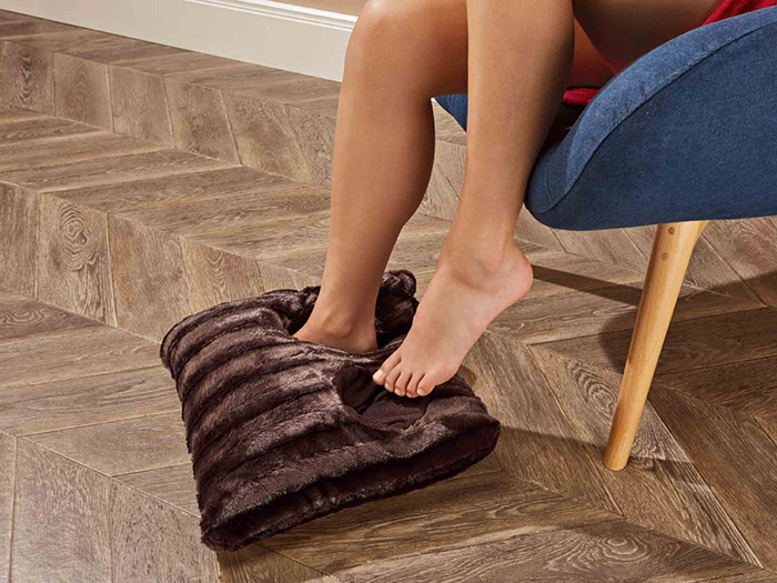 lidl giant cushion slipper