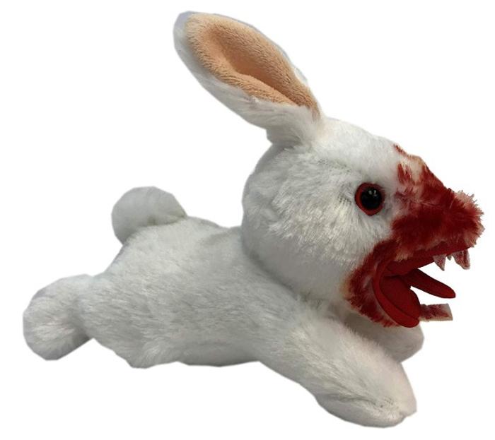 monty python killer rabbit plush comic-con exclusive