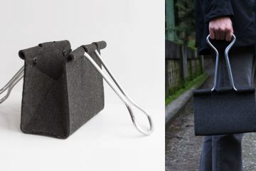 office binder clip bag