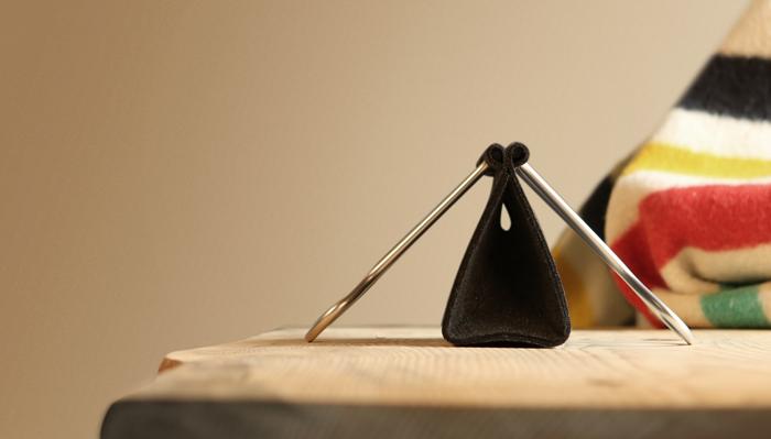 office binder clip bag side