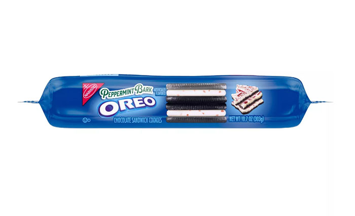 peppermint oreos side