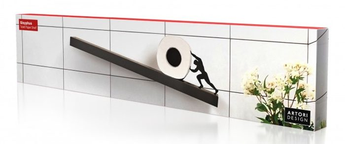 sisyphus toilet paper shelf box