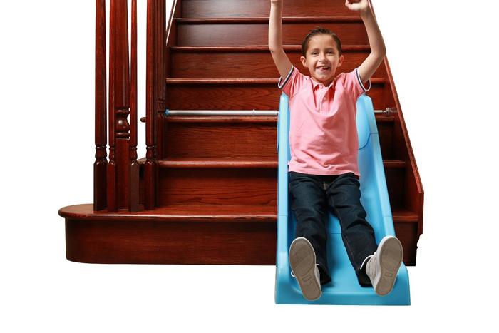 slidewhizzer indoor stair slide amazon