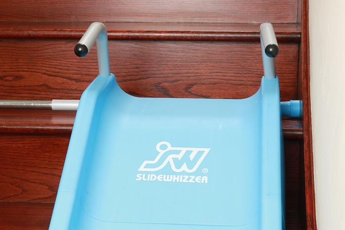 slidewhizzer indoor stair slide top chute