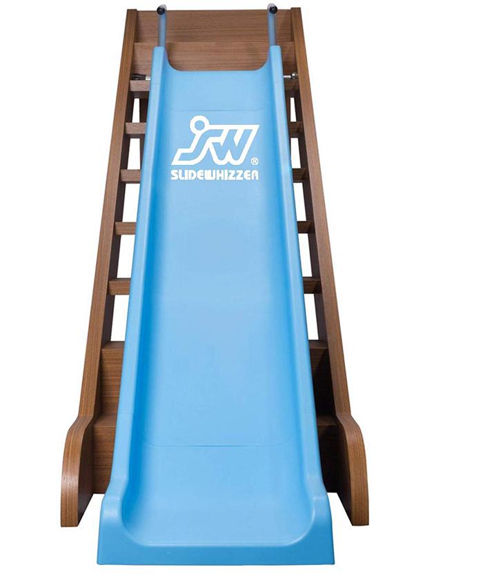 slidewhizzer indoor stair slide