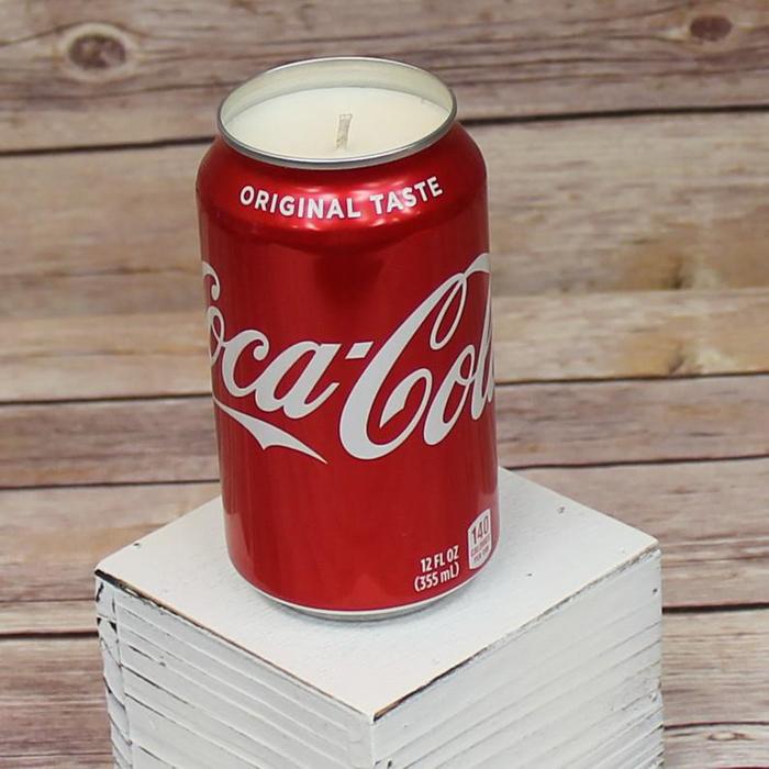 soda drink candles coca-cola