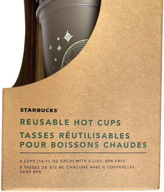 starbucks hot cups
