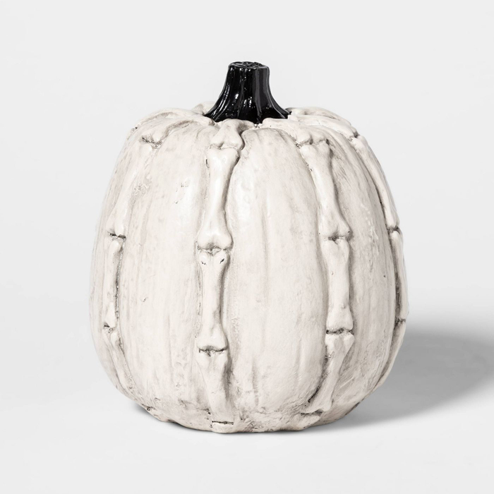 target bone pumpkin halloween decor