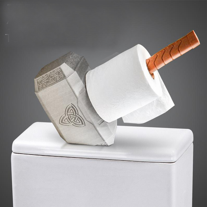 thor hammer toilet paper holder