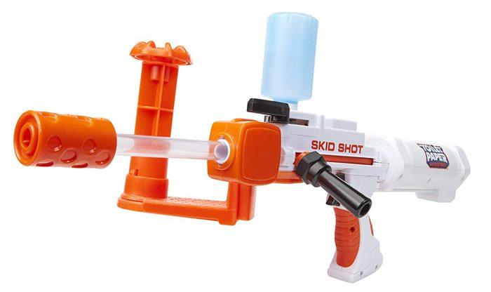 toilet paper blaster spitball launcher