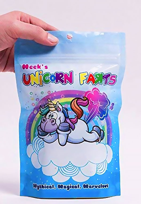 unicorn fats bag