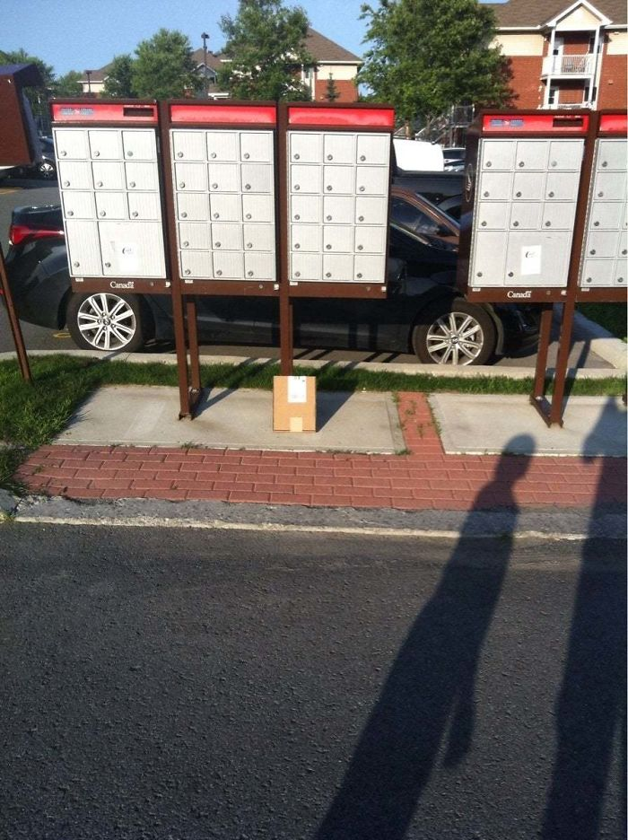 worst delivery drivers canada post
