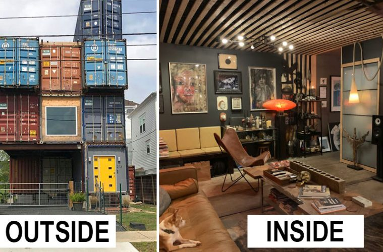 11 shipping container home