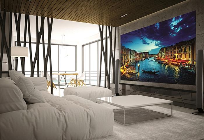 219-inch Samsung TV