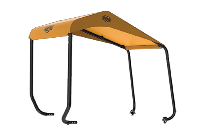 4-person bicycle sun roof