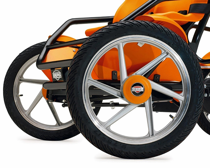 4-seater go-kart wheels