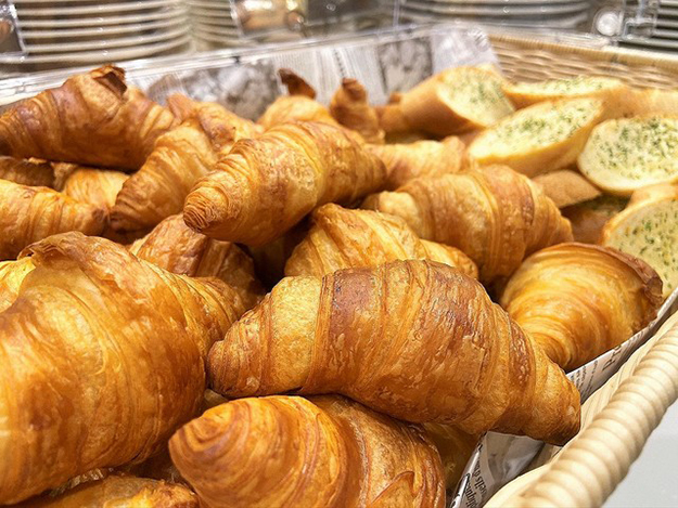 All-You-Can-Eat KFC croissants