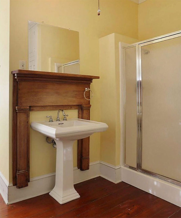 Bad Design Ideas for a Bathroom Sink