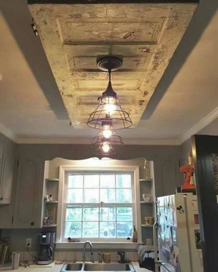 Bad Design Ideas for a Kitchen Ceiling