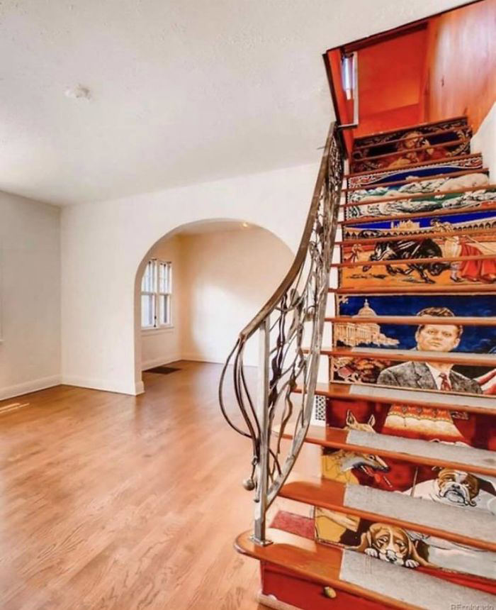 Bad Design Ideas for a Stairway