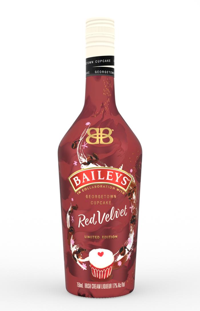 Baileys Red Velvet Flavor sans promotional details