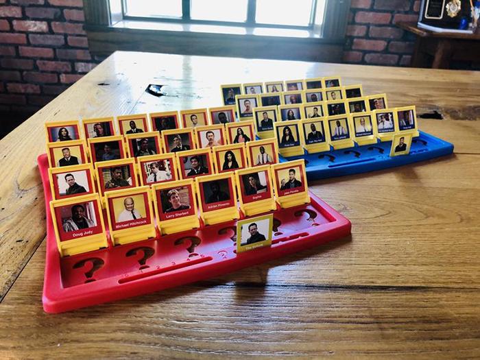 Brooklyn Nine-Nine Guess Who Board Game 2