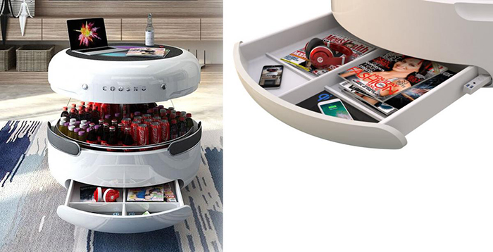 Built-in Drawers